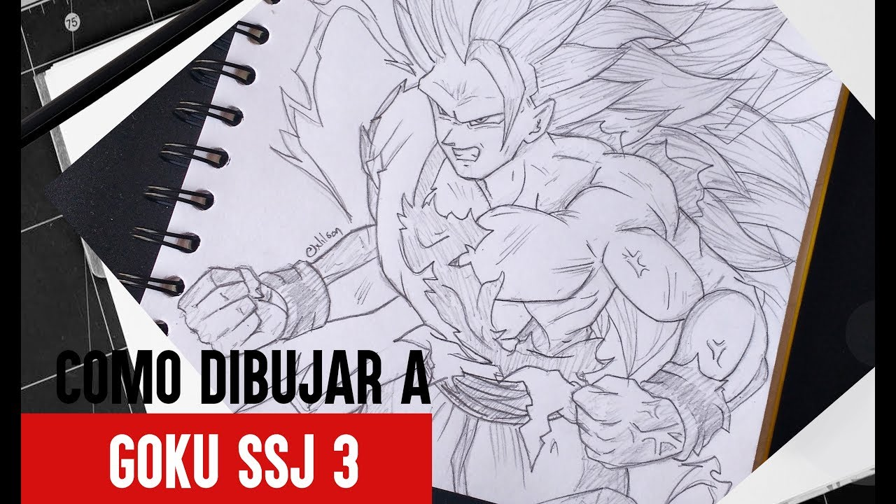Como Dibujar A Gogeta Ssj4 Paso A Paso How To Draw Gogeta Dragon Ball Gt Billy Youtube