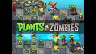 Plants vs. Zombies Mod Zomplant vs. Zombotany - Hidden Minigame Part 6