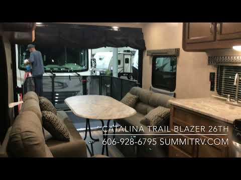 2018-catalina-trail-blazer-26th-toy-hauler-travel-trailer-at-summit-rv-in-ashland,-ky