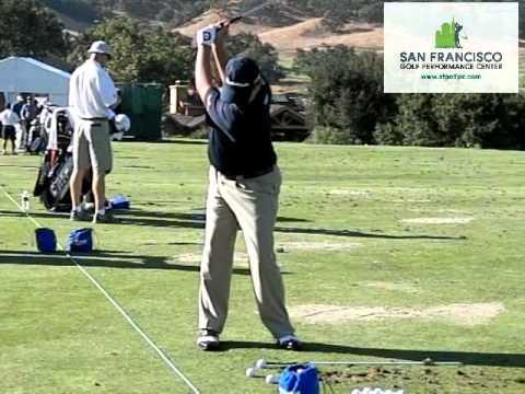 """jeff-quinney-fo-slow-motion-golf-swing---jim-hardy-""""one-plane-swing"""""""
