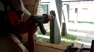 AK 47 double shot