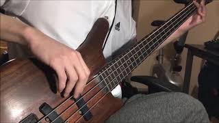 ハロー、ハッピーワールド! 「キミがいなくちゃっ!」 弾いてみた bass cover