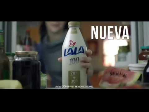 Leche Lala 100 Proteina Lala te Cuida Comerciales de Televisión México 2016