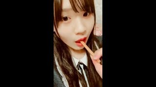 20171128 HKT48 荒巻美咲 今田美奈 岩花詩乃 上野遥 熊沢世莉奈 栗原紗...