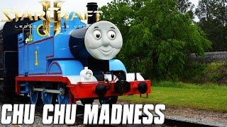 Chu Chu Madness - Starcraft 2 Mod