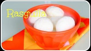 Bengali Rasgulla - Sponge Rasgulla Recipe|  Indian Sweet