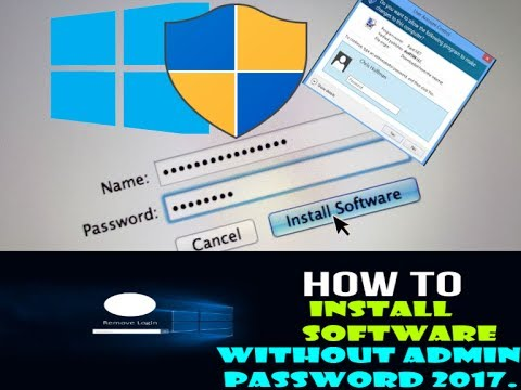 download steam without admin password