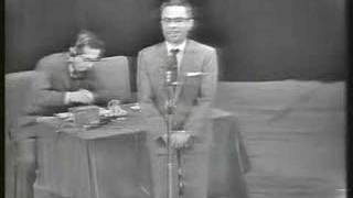 Inejiro Asanuma Assassination Footage (1960)