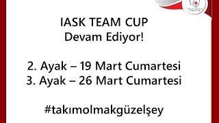 IASK Team Cup 2 - #takımolmakgüzelşey