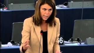 Intervento in aula di Simona Bonafè sulla revisione della strategia UE2020
