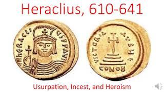 Heraclius, 610-641