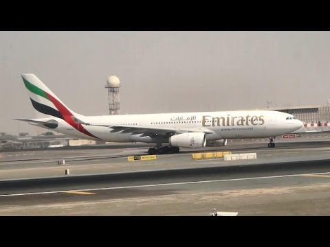 Emirates | Boeing 777-200 | Mumbai - Dubai | Nov 2015