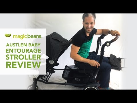 Austlen Baby Entourage Stroller Review Ratings Prices