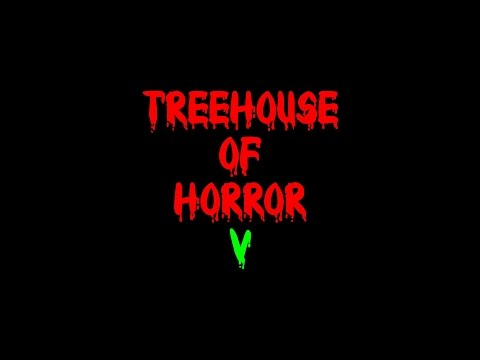 Treehouse Of Horror V
