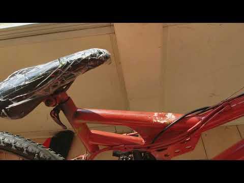 How I clean my bmx bike