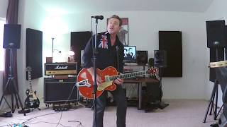 I Fought The Law - The Clash (cover)