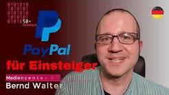 PayPal einfach erklärt für Anfänger