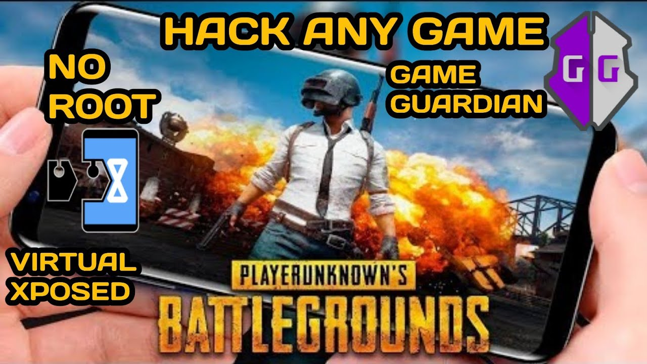 How to use game Guardian with virtual Xposed (No root 2019) by Android power
