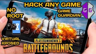 How to use game Guardian with virtual Xposed (No root 2019)