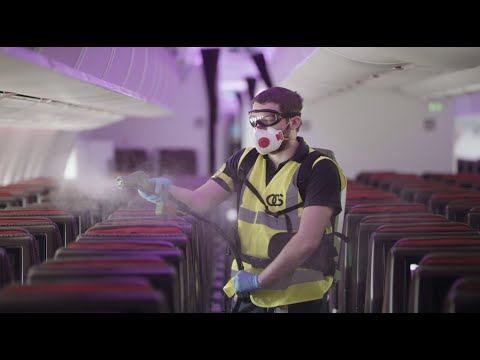 Fly safe, fly well: Onboard