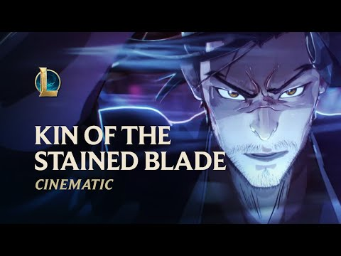 Kin of the Stained Blade | Spirit Blossom 2020 Cinematic - League of Legends
