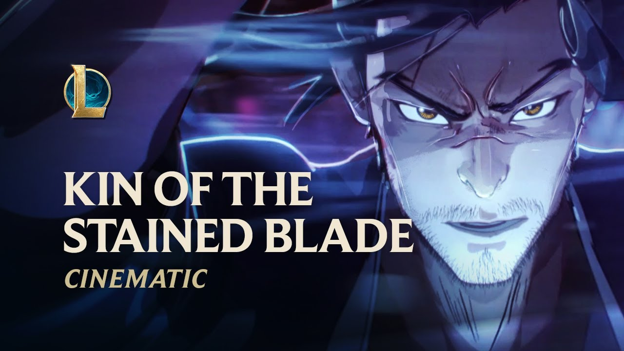 Kin of the Stained Blade | Spirit Blossom 2020 Cinematic - League of Legends thumbnail