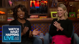 January Jones Reenacts 'Mad Men' For Clubhouse Playhouse | #FBF | WWHL