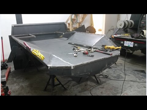 Offroad style deck build
