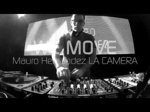 Mauro Hernández La Camera @ WE MOVE Local Groove