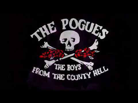 The Pogues - The Boys from the County Hell  - Lyrics