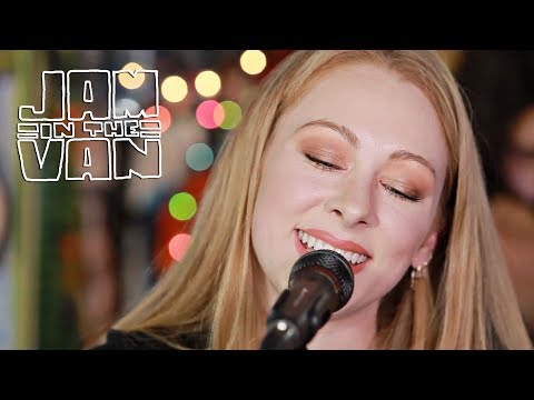 """KYLIE HUGHES - """"Little Did You Know"""" (Live at JITV HQ in Los Angeles, CA 2017) #JAMINTHEVAN"""