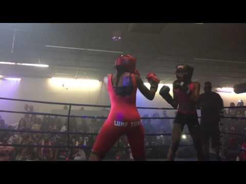 Bad Ass Boxing 7-14-17 The Avenue Cincinnati, OH