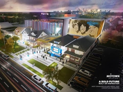 Motown Museum announces $50 million expansion