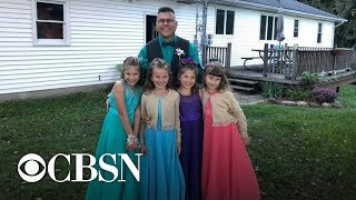 Teacher takes students to daddy-daughter dance after they lost their dad