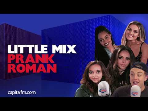 PRANK: Leigh-Anne Storms Out Of Roman s Interview