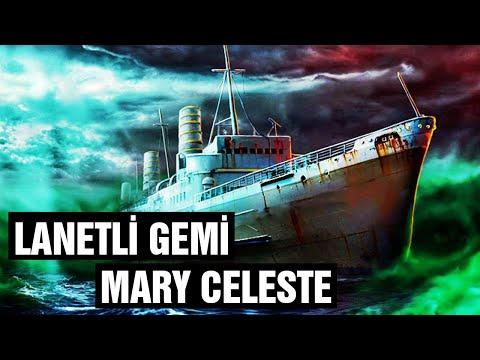 Lanetli Gemi Mary Celeste