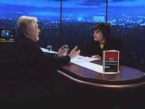 """Henryk Broder im Schweizer Fernsehen """"Telebasel"""""""