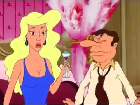 Порно мультфильм про тарзана