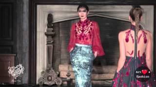Amato Haute Couture by Furne One at Art Hearts Fashion NYFW