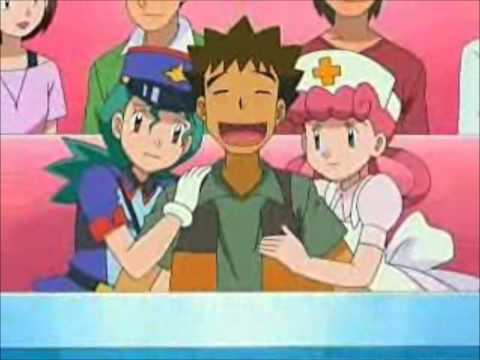 Brock- Two Perfect Girls (Officer Jenny and Nurse Joy) Pokemon. from YouTube · Duration:  3 minutes 35 seconds