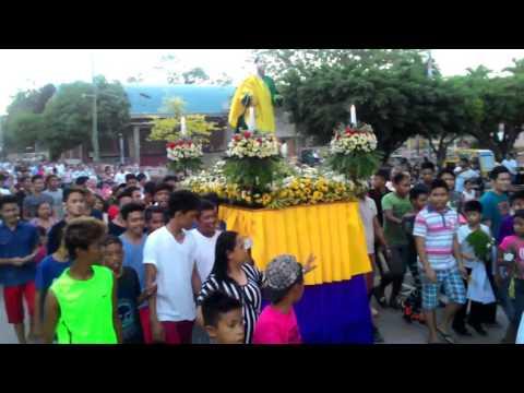 Tradisyon na prosisyon sa Biernes Santo sa Sibuyan island