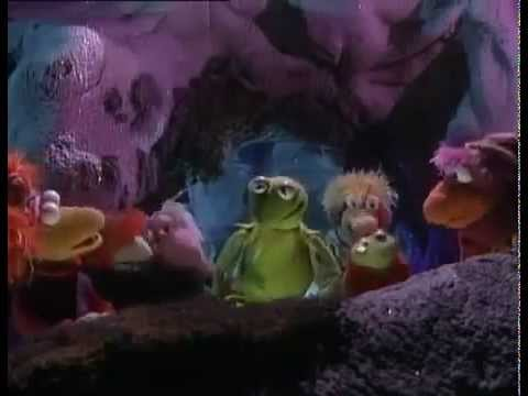 Fraggles meet the Muppets