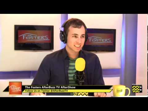 """Fosters After Show Season 1 Episode 13 """"Things Unsaid"""" 