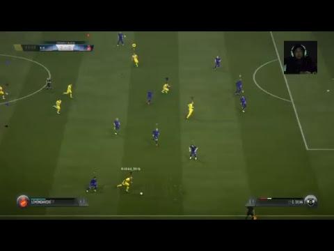 FIFA17 ITFA Brunei A vs ITFA Japan