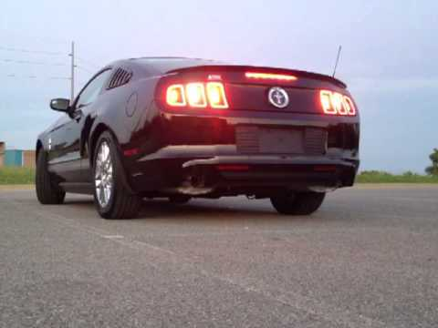 2013 ford mustang premium v6 pony performance package youtube. Black Bedroom Furniture Sets. Home Design Ideas