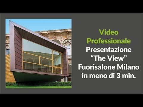 WEBCAM PLUS – Video Professionale: Opera in legno - Fuori Salone, Milano