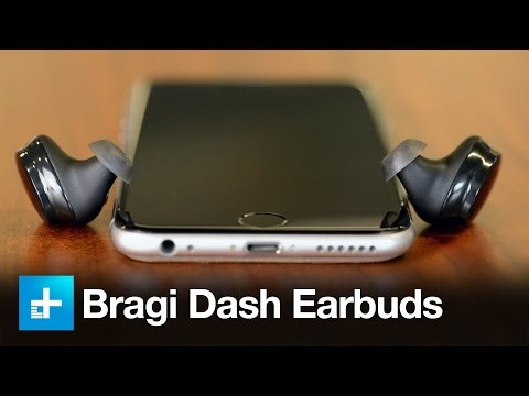 Bragi The Dash Wireless Earbuds - Review