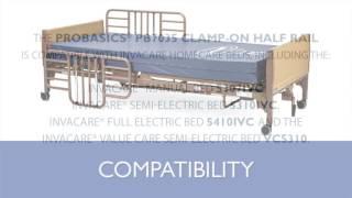 ProBasics® Clamp On Half Rail
