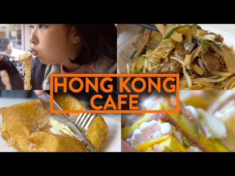 AUTHENTIC HONG KONG CAFE (Cha Chaan Teng) - Fung Bros Food