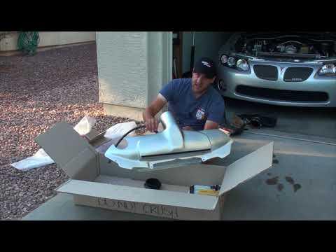 Josh's Car Corner - Ep. 53 - New DuSpeed Intake & Return to NoFlyZone Arizona